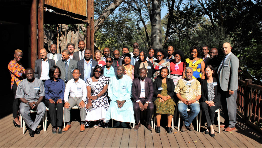 Pan-African workshop on Strengthening Non-State Actors (NSA) platforms